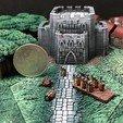 Archivos 3D gratis Regimiento de lanceros magnetizados (escala 6mm), Dutchmogul