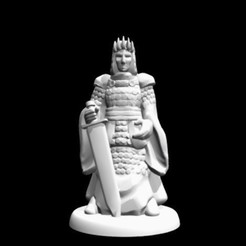 Download free 3D printing files Troll Prince (18mm scale), Dutchmogul