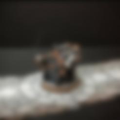 Free 3D model  Netherforge Hammergonne (28mm/Heroic scale), Dutchmogul