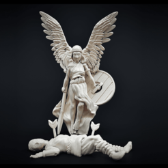 Val.png Download free STL file Valkyrie • Object to 3D print, Dutchmogul
