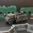 Capture d'écran 2017-02-09 à 10.25.02.png Download free STL file  15mm Sci-Fi Space Junker War Truck (baseless remix) • 3D printing object, Dutchmogul