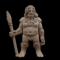 HillJotun.png Download free STL file Hill Jotun Hunter • 3D print object, Dutchmogul