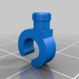 Download free STL file Brake Cable Holder • 3D printer design, liamrichards25