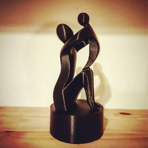 Download free 3D printing files Mother's Day Sculpture , DrewFen