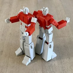 Fichier STL Optimus Prime, biglildesign