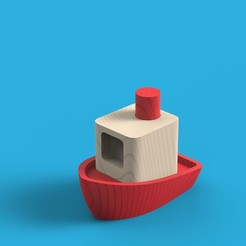 Free 3D file BIG LiL BOAT, biglildesign