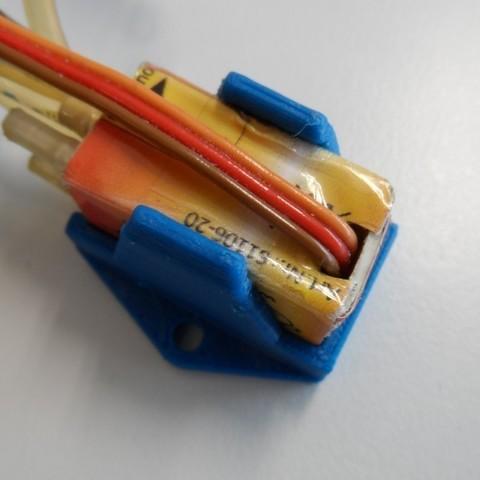 Download STL file Jet Cat Ventile • 3D printing model, toto44