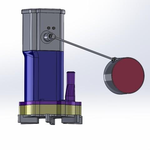 Download 3D printing designs Waterpump, toto44