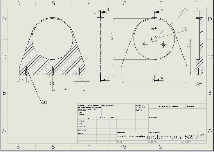 motormount.jpg Download STL file Water Jet propulsion unit • 3D print design, toto44