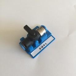 IMG_6311.JPG Download STL file Halterung für Festo Hahn • Design to 3D print, toto44