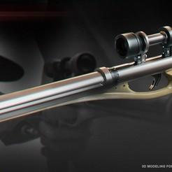 Descargar modelo 3D LL-30 blaster pistol , 3dpicasso