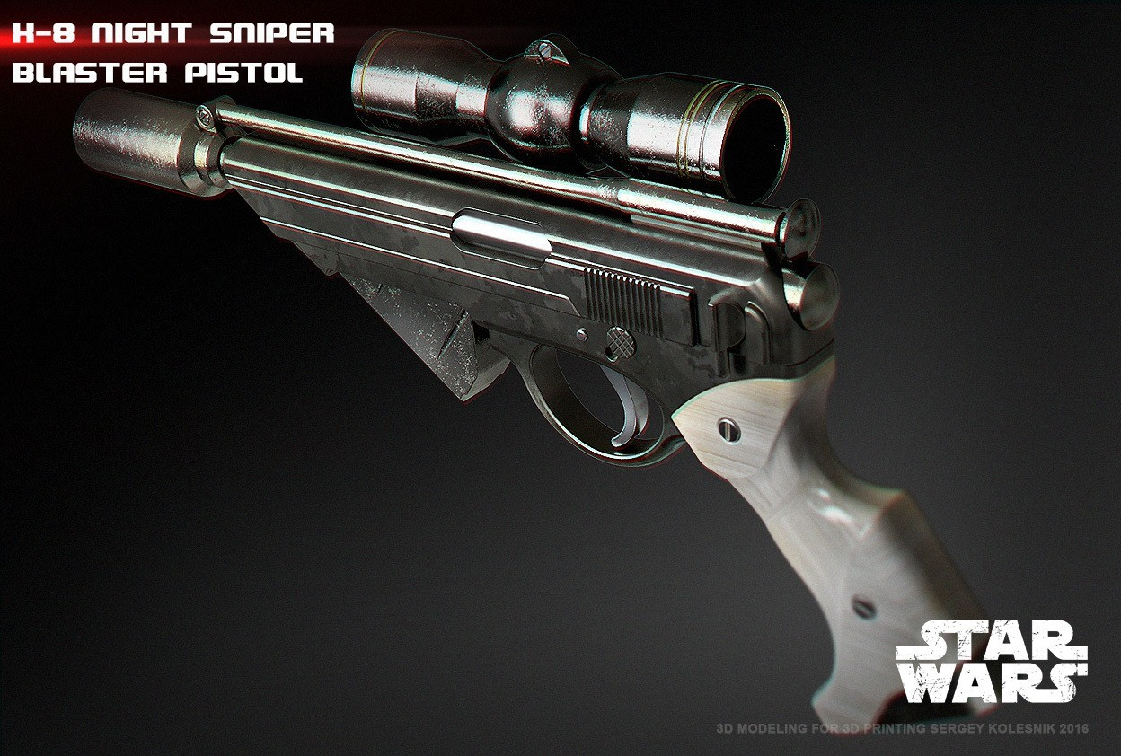 4.jpg Download STL file X-8 Night Sniper • Model to 3D print, 3dpicasso