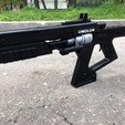 Download 3D print files Omolon THESAN FR4 Legendary Fusion Rifle, 3dpicasso