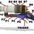 Download STL file Ion blaster- Jawa ionization blaster • Model to 3D print, 3dpicasso