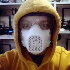 Descargar archivos STL gratis Máscara 3L, 3dpicasso