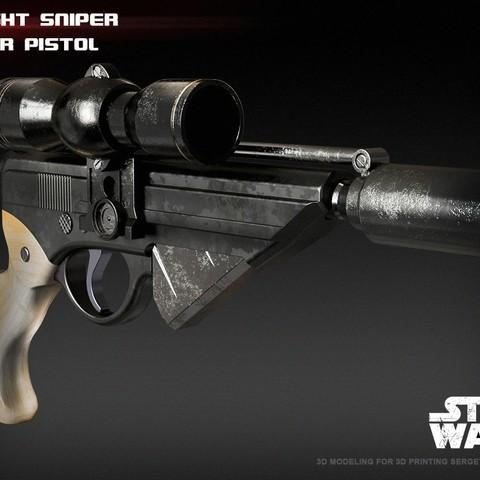 2.jpg Download STL file X-8 Night Sniper • Model to 3D print, 3dpicasso