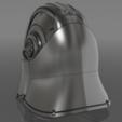Захват-3.png Download STL file  Starkiller Helmet • Model to 3D print, 3dpicasso