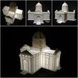 Imprimir en 3D gratis Capilla de San Miguel, tzo