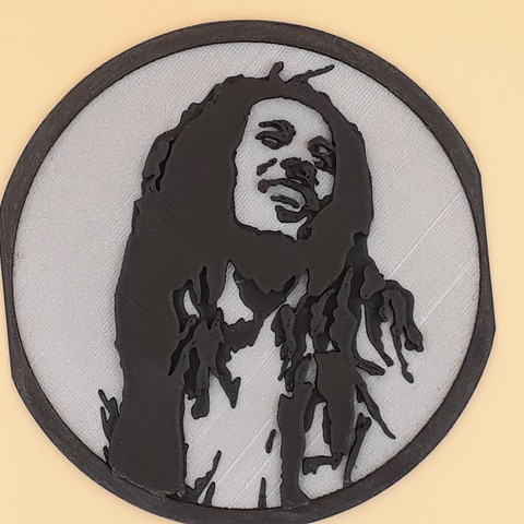 "20190601_094928.jpg Download STL file ""Bob Marley"" spotlight • 3D print object, symbo_leo"
