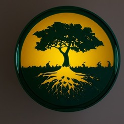 Télécharger plan imprimante 3D Spot « arbre », bobydelyon