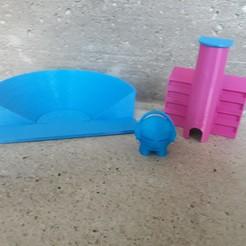20200409_172721.jpg Download free STL file ANTIQUE THEATER - MARVIN GAME - LYON • 3D printing design, symbo_leo