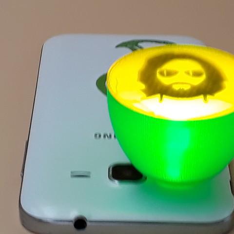 20180816_141126.jpg Download STL file Boufiole N°3 : Antony • 3D printing design, symbo_leo