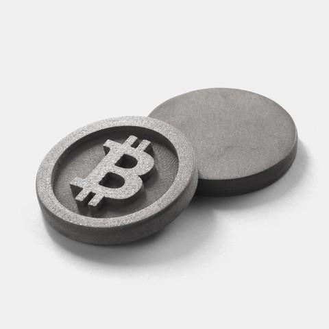 Modelos 3D gratis Bitcoin, flowalistik