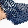 Plan imprimante 3D gatuit Chainmail - Tissu imprimable 3D, flowalistik