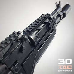 Download 3D printing templates 3DTAC / AK Complete Modular Package (Airsoft only), SergeRomero