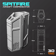 Télécharger fichier STL 3TAC / Compensateurs Airsoft / Pack-1 (3 modèles inclus), 3DMX