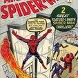 Descargar diseños 3D gratis Busto Vintage Spider-Man, SergeRomero