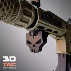 Descargar modelos 3D 3DTAC / Handstops 4 modelos incluidos!, SergeRomero