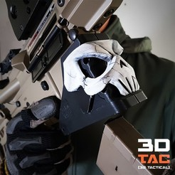 Descargar archivos 3D 3DTAC / Airsoft M4 MAGwell Customs - New 2020, 3DMX