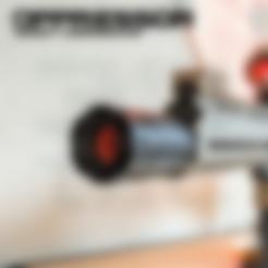 Download STL file 3DTAC / Airsoft Compensators: Oppressor, 3DMX