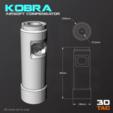 Download 3D print files 3TAC / Airsoft Compensators / Pack-3 (3 Models Included), 3DMX
