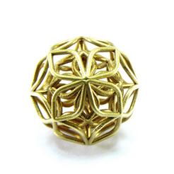 3D print model trifolium pendant, ideamx