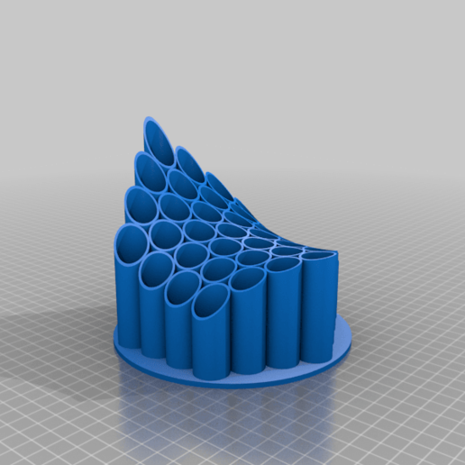 cylinders3.png Download free STL file Cylinders3 • 3D printing template, Birk