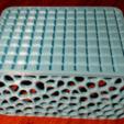 Download free STL file Voronoi Box2 • 3D printing design, Birk