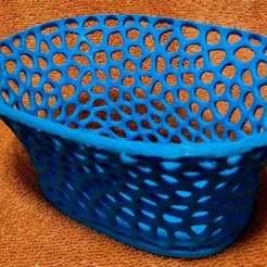 IMG_20201006_092403.jpg Download free STL file VoronoiBasket1 • Object to 3D print, Birk
