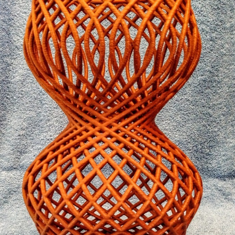 Download free STL file BasketWeave3 • 3D printing object, Birk