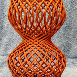 Free BasketWeave3 STL file, Birk
