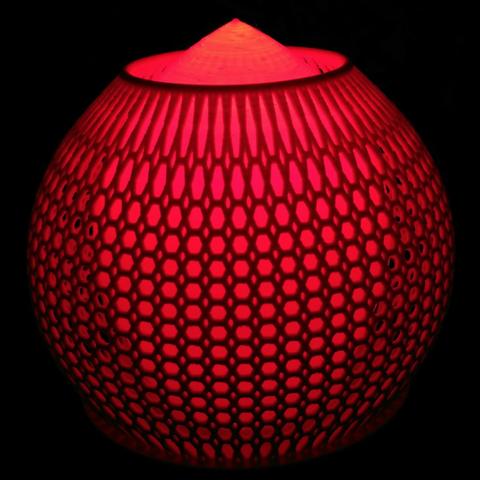 Capture d'écran 2016-12-05 à 10.49.23.png Download free STL file Cagelight0 • 3D printing template, Birk
