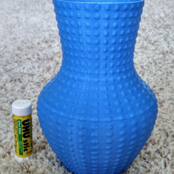 Free 3D printer file Bump Vase 1, Birk