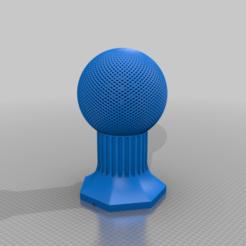 postlight7.png Download free STL file PostLight7 • 3D printer model, Birk