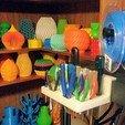 Download free 3D print files FLSun QQ tool holder, Birk