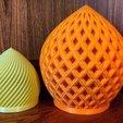 47c30ddb694081d5533ce7a15b953d29_display_large.jpg Download free STL file 2 LED Lamps • 3D printer object, Birk