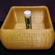 Free 3d model SquareBox+Top, Birk