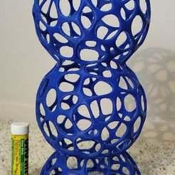STL gratuit Sphères de Voronoi1, Birk