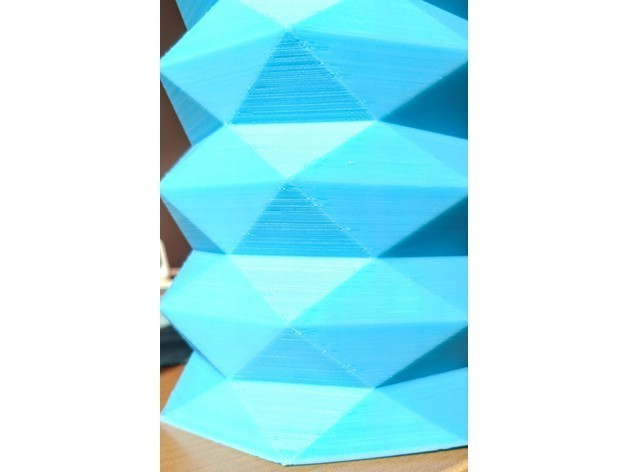 799bad5a3b514f096e69bbc4a7896cd9_preview_featured.jpg Download free STL file Faceted Vase 1 • 3D printer object, Birk