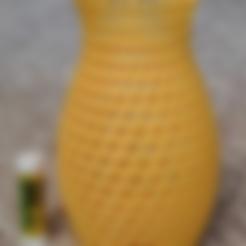 Download free 3D printing designs Perf Vase 1, Birk